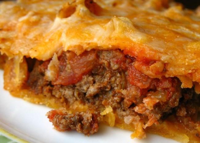 Taco Pie | Photo by Shalaine_1