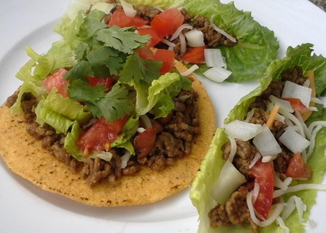 Ground Beef With Homemade Taco Seasoning Mix | Photo by Rock_lobster