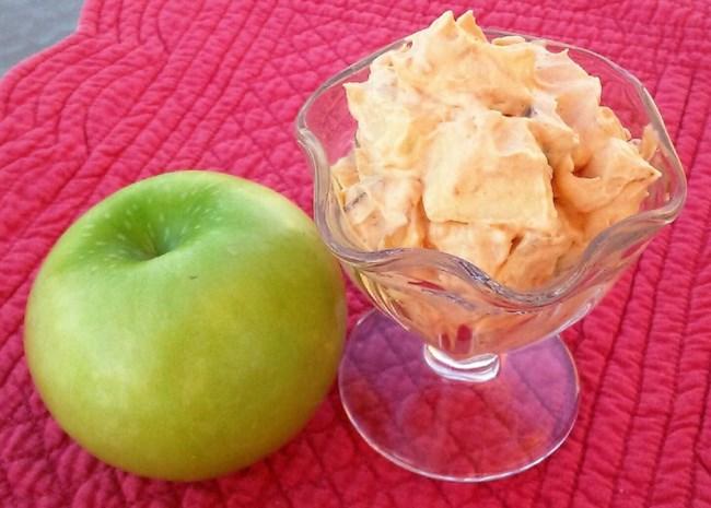 Easy Caramel Apple Salad
