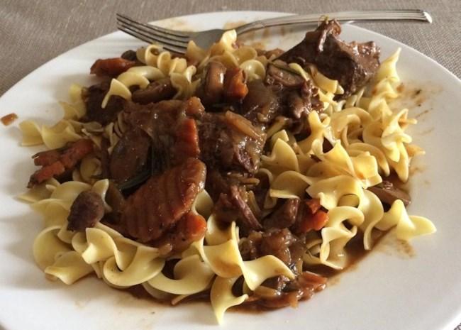 Sunday Dinner: Slow Cooker Pot Roast