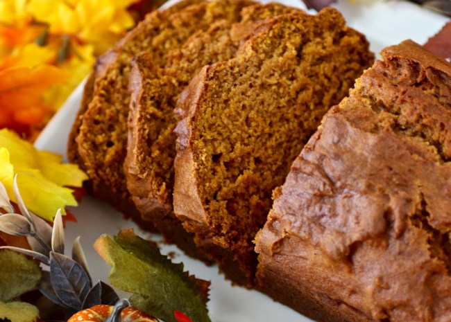 10 Epic Pumpkin Breads to Spice up Your Autumn