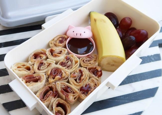 PBJ Sushi Kids Bento Box