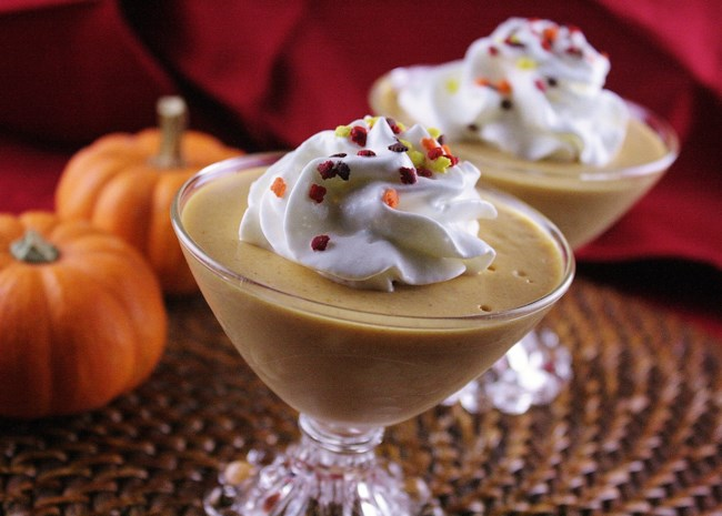 Pumpkin Parfait