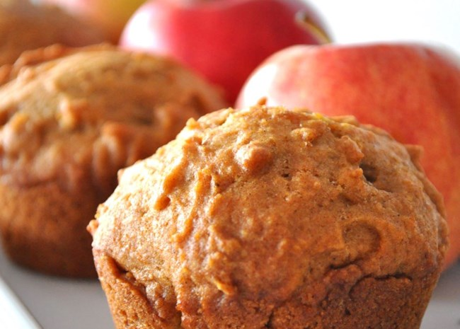 Cozy Up With 15 of Our Favorite Fall Muffins