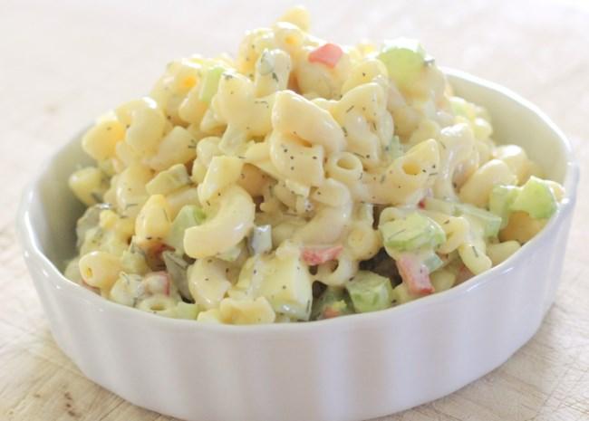 Mindy's Macaroni Salad