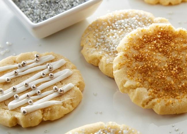 Easy Breeze Sugar Cookies