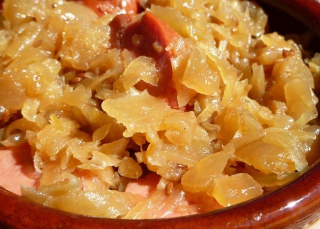 Judy's Sauerkraut