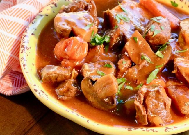 Instant Pot(R) Best Beef Stew