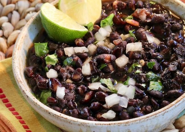 recipe active photoInstant Pot Cuban-Style Black Beans