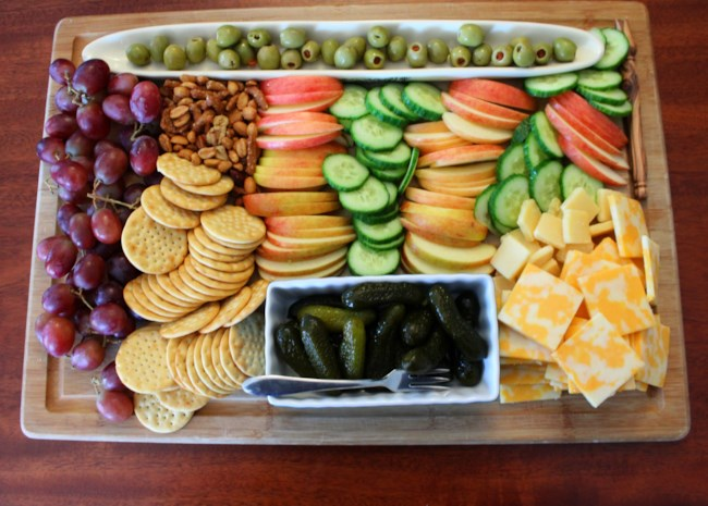 Snack-It-Up Appetizer Board