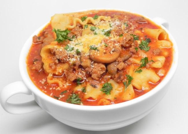 Instant Pot(R) Lasagna Soup