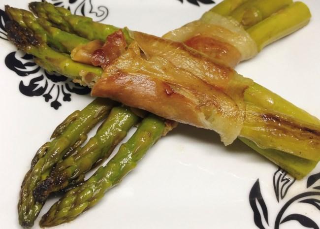 Instant Pot Prosciutto-Wrapped Asparagus