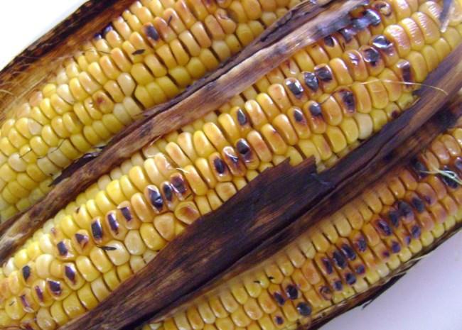 Miss Bettie's Zesty Grilled Corn