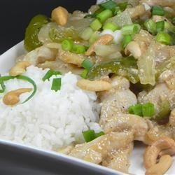 Cashew Chicken with Water Chestnuts Soup Loving Nicole