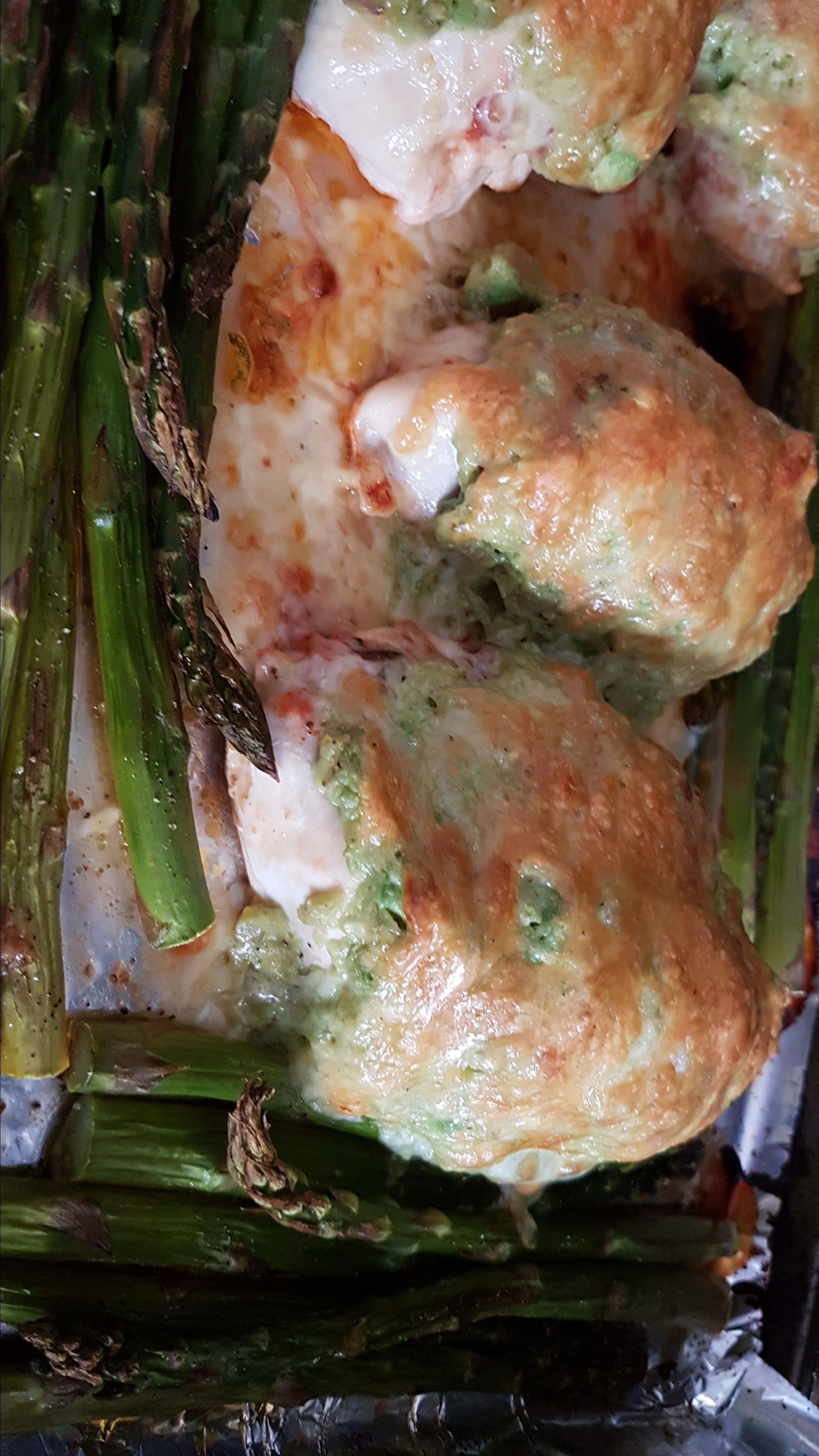 Guacamole Chicken Melt Grace Magyar