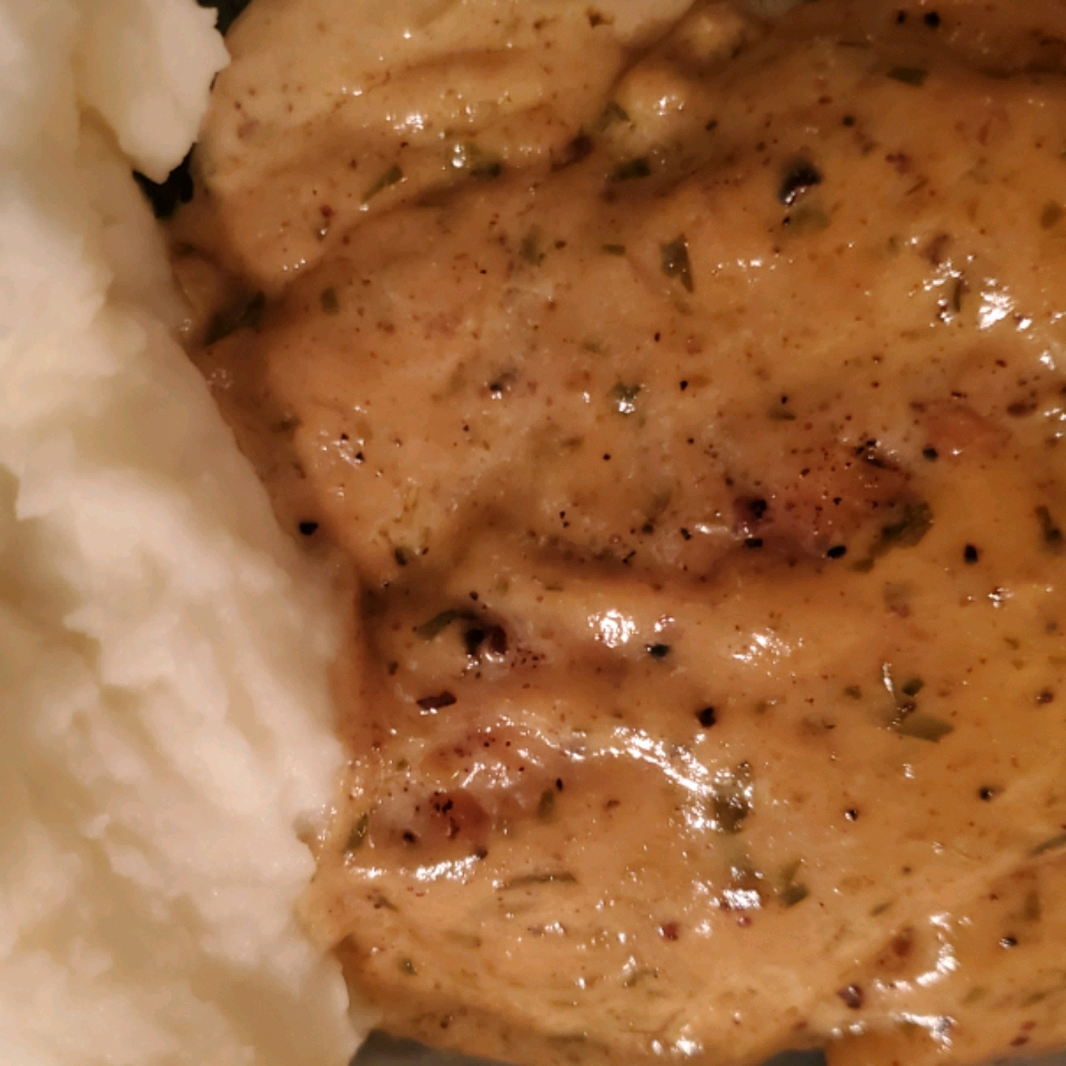 Dijon-Tarragon Cream Chicken MissaSue
