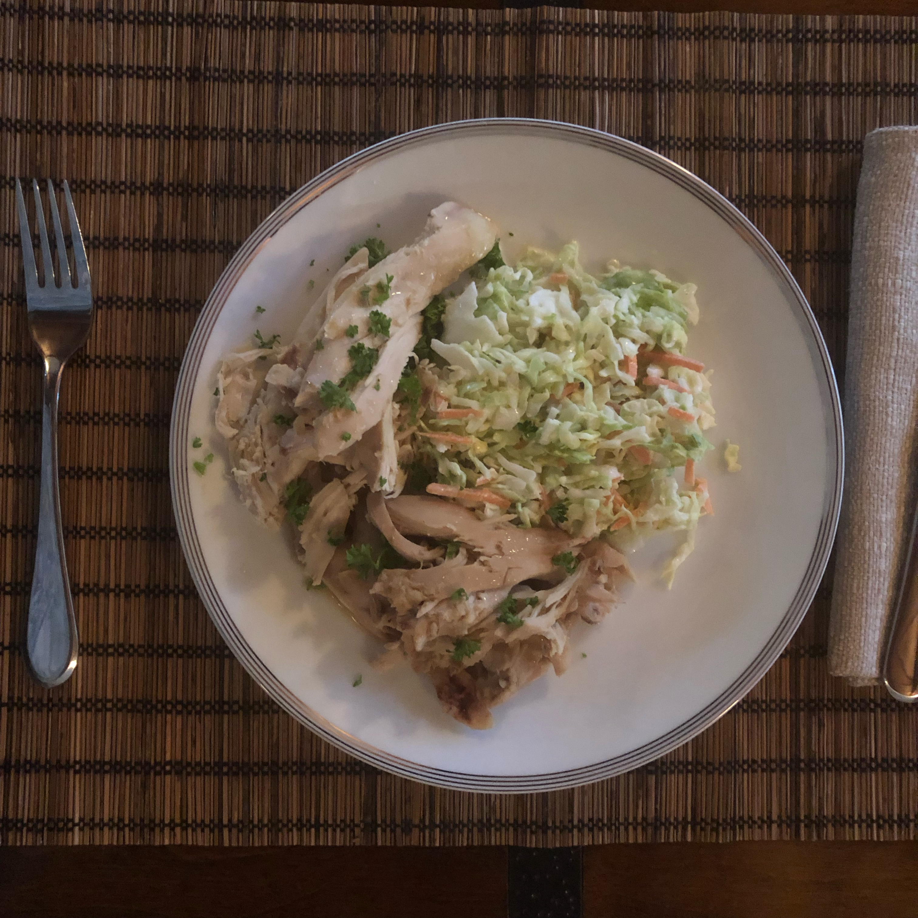 Easiest Slow Cooker Chicken Lew Wright
