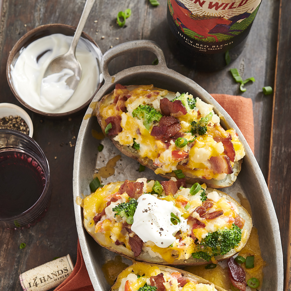 Loaded Baked Potato Recipe Allrecipes