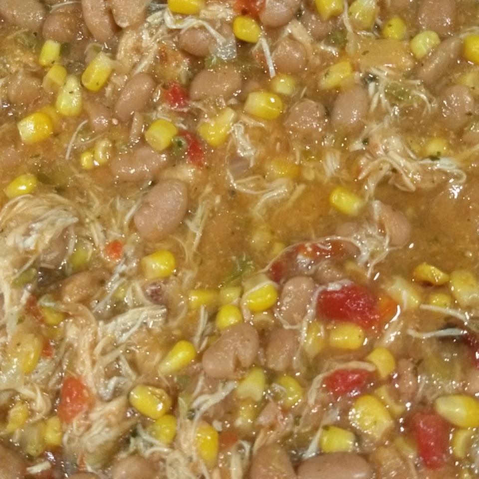 Crock-Pot(R) Chicken Chili
