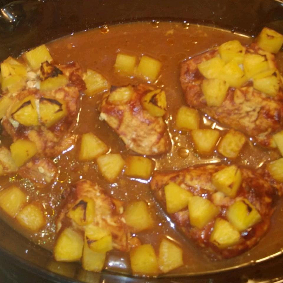 Pineapple Chicken Delight