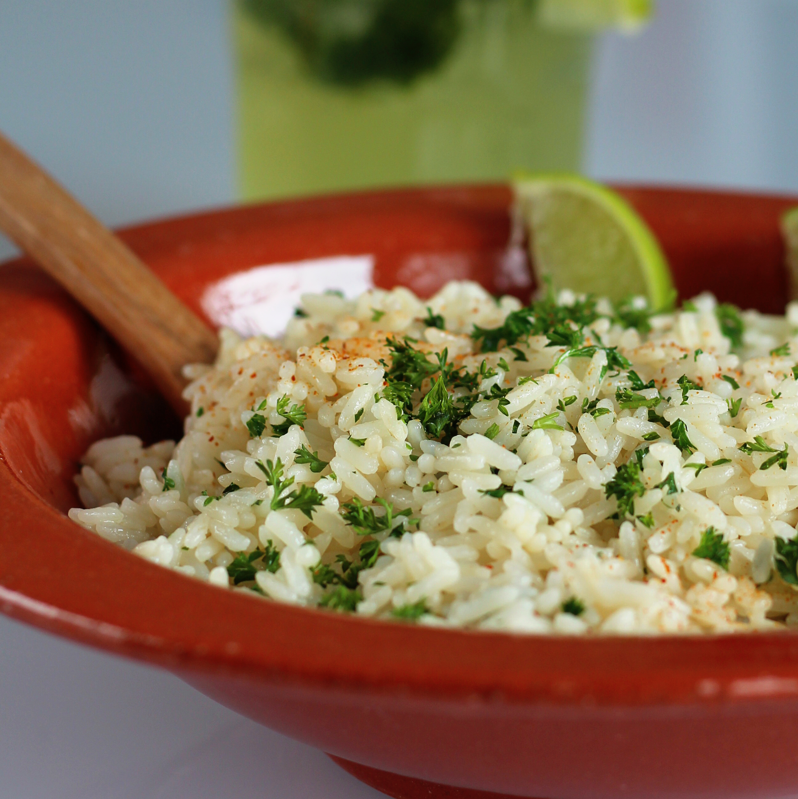 Instant Pot® Lime-Cilantro Rice Recipe