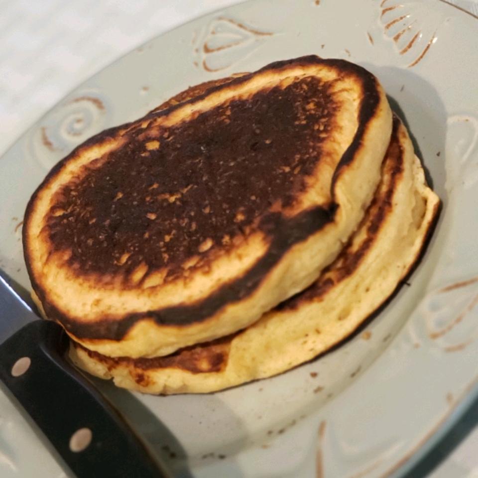 Sunday Morning Lemon Poppy Seed Pancakes Carla Cabrera
