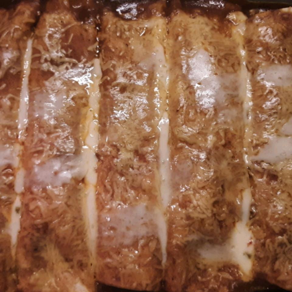 Chicken Enchiladas with Sour Cream Old El Paso