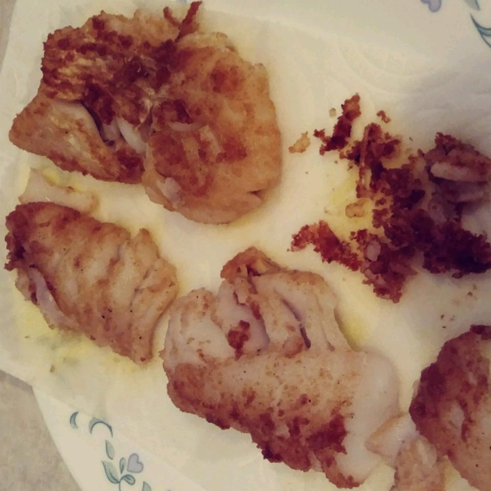 Crispy Fish Kristi