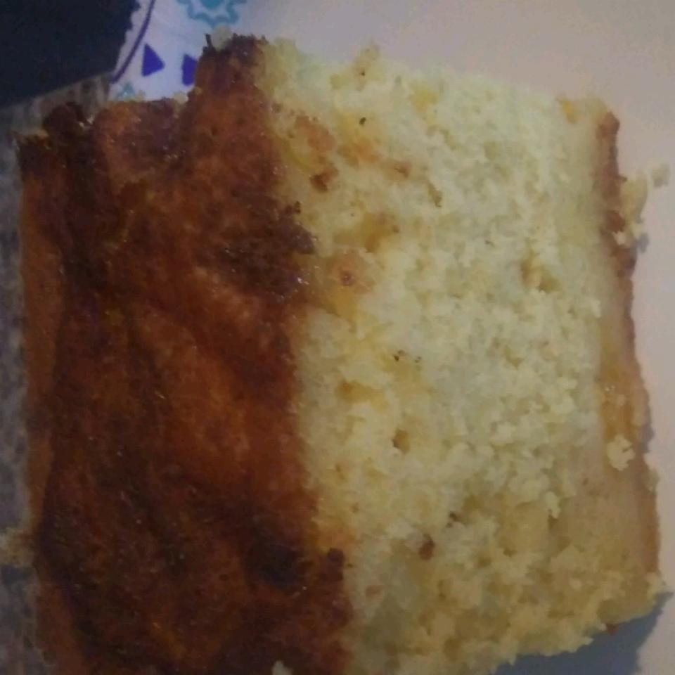 Peach Cobbler Cake Recipe - Allrecipes.com