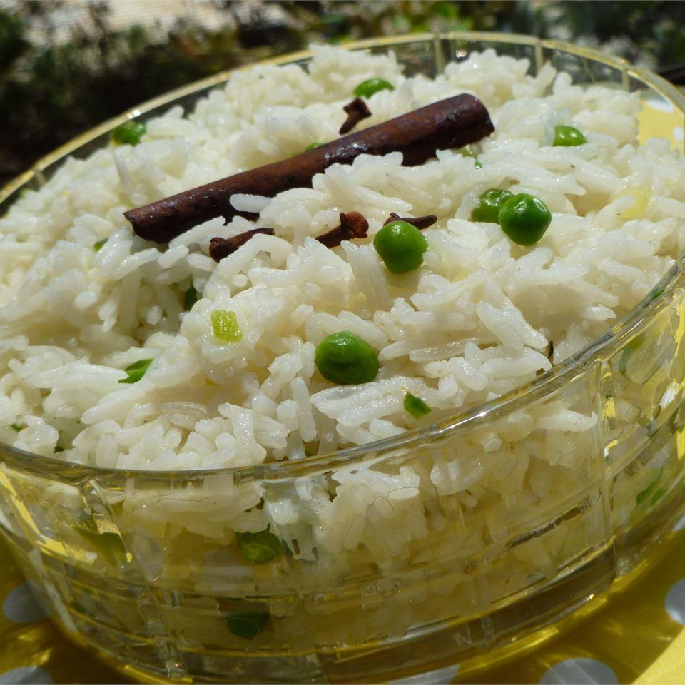 Peas Rice Sowmya