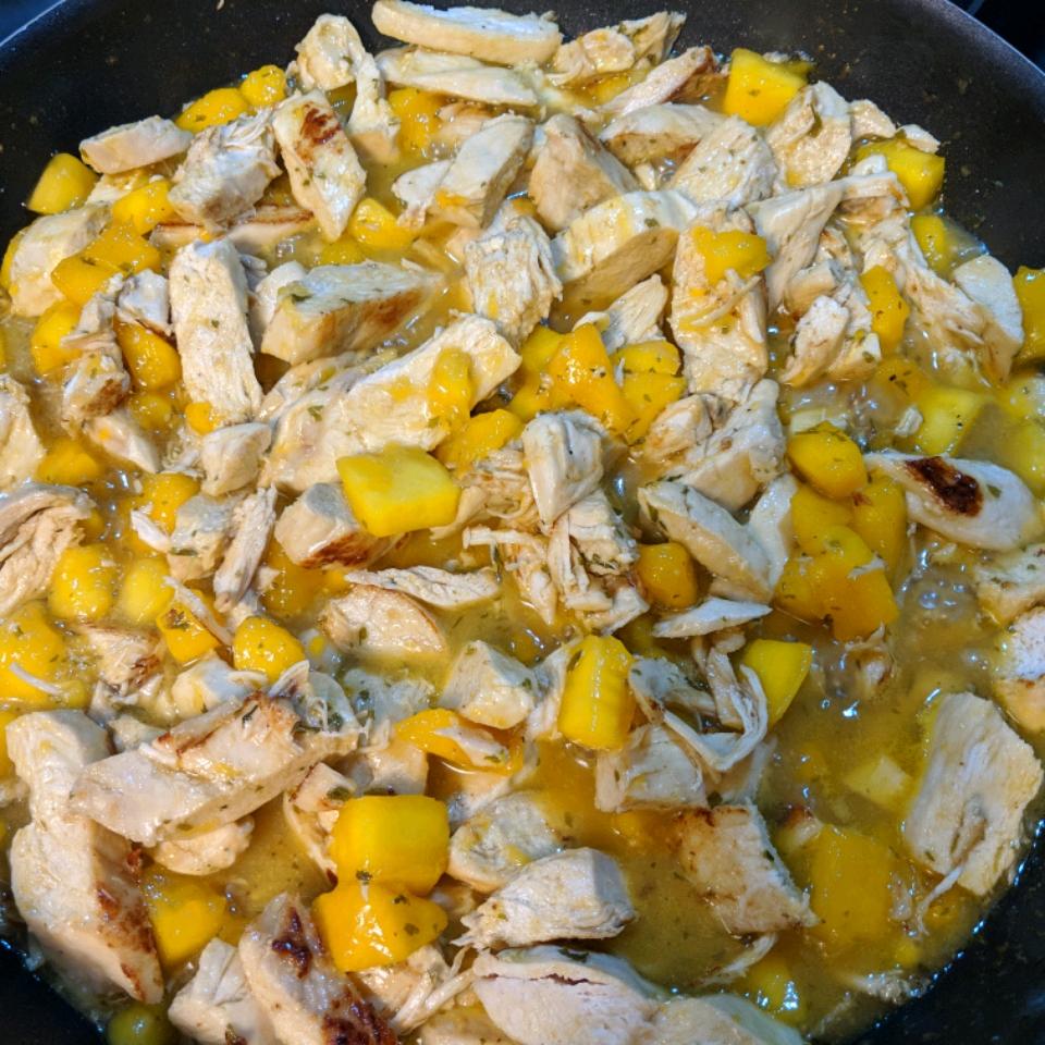 Mango Chicken LisaV