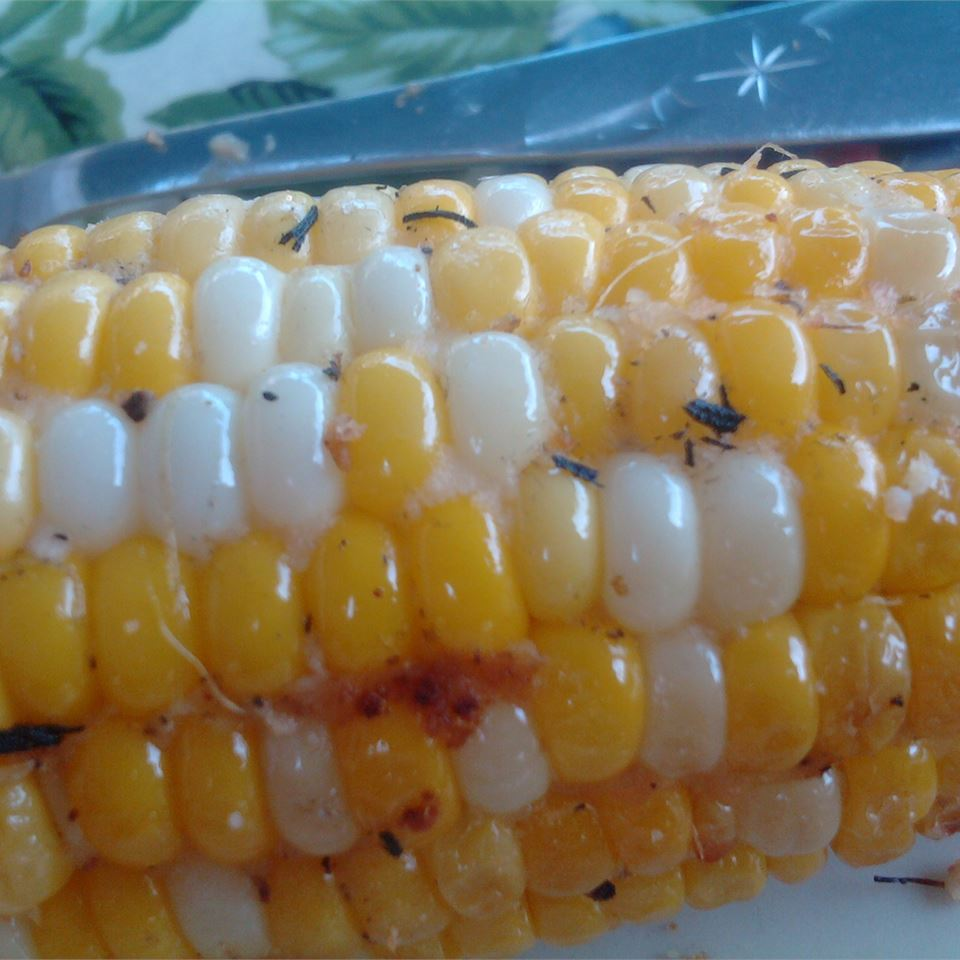 Sweet Grilled Corn