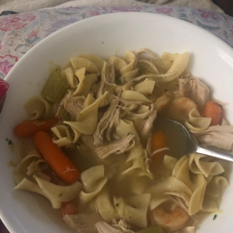 Chicken Noodle Soup TLove2020