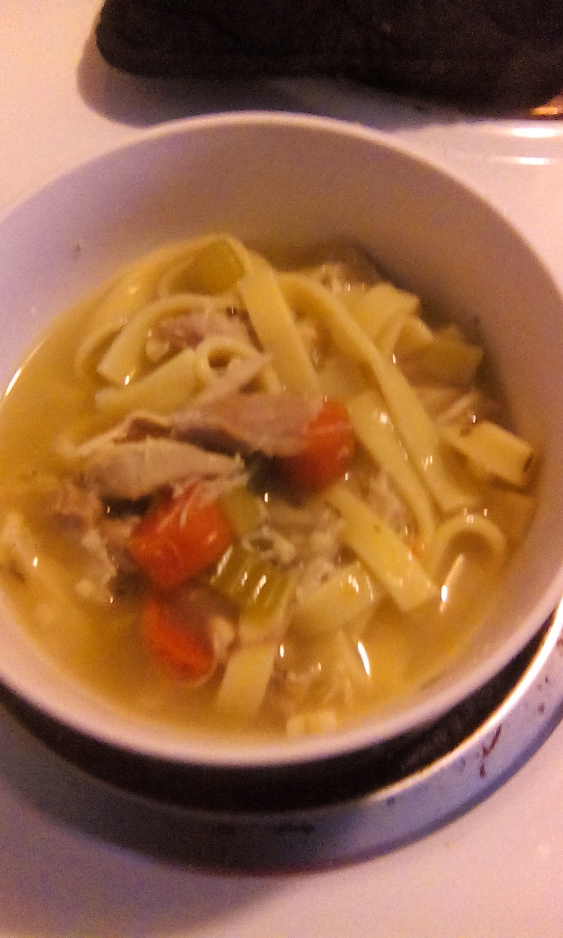 The Best Chicken Soup Ever Starr