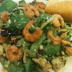 Asian Chicken Salad Baby Potsticker