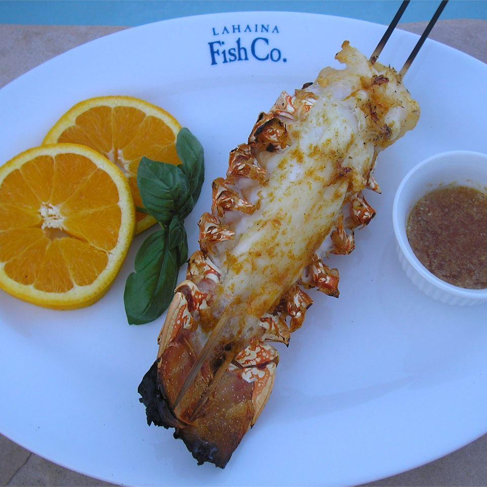 Orange-Scented Grilled Lobster Tails KerriJ