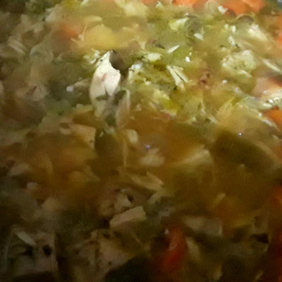 Chicken Soup III Roxana Alequin