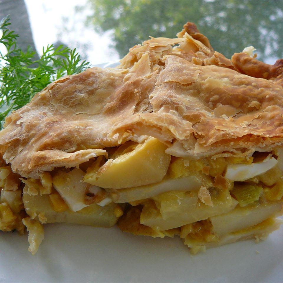 Pennsylvania Dutch Corn Pie Molly