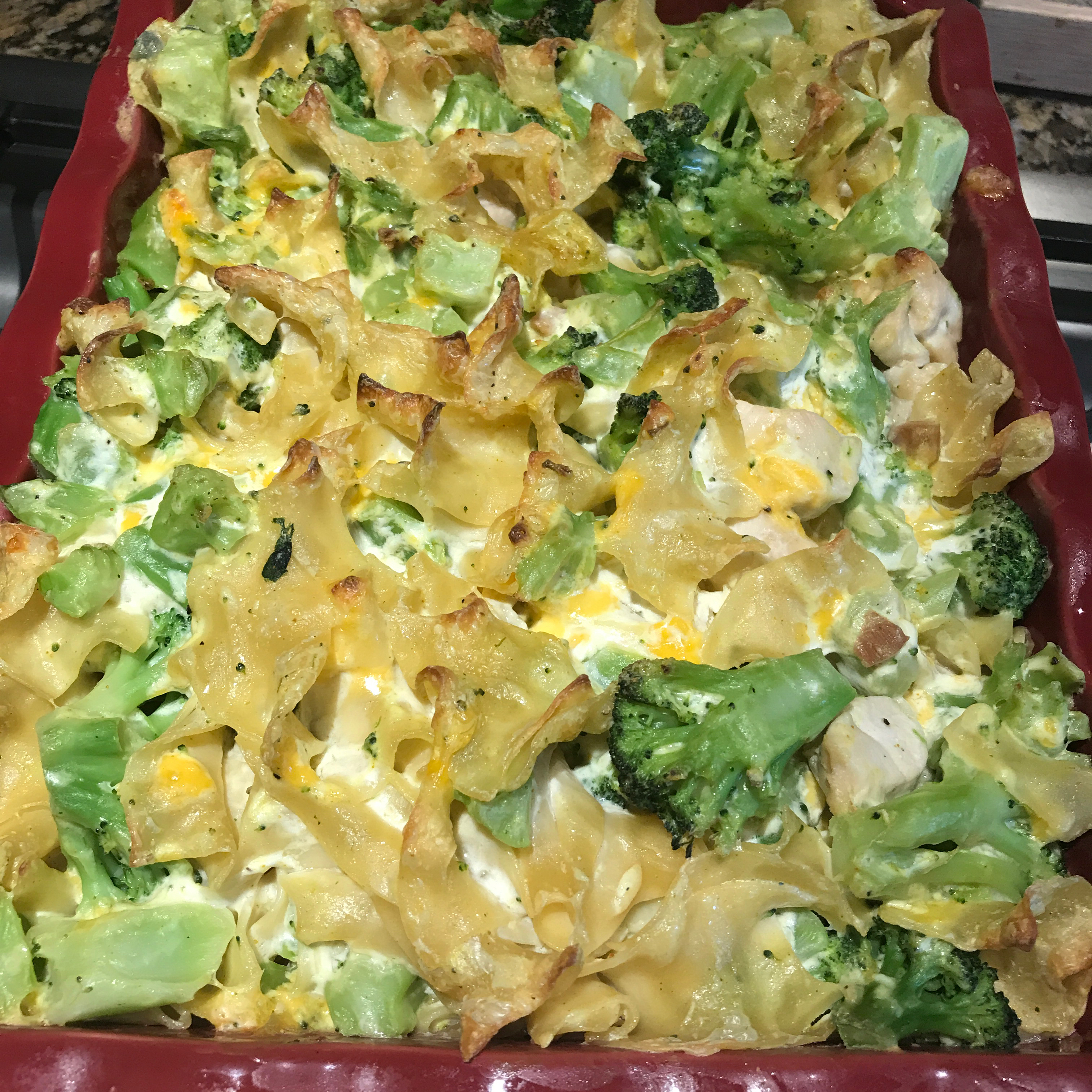 Broccoli Chicken Casserole III Susan