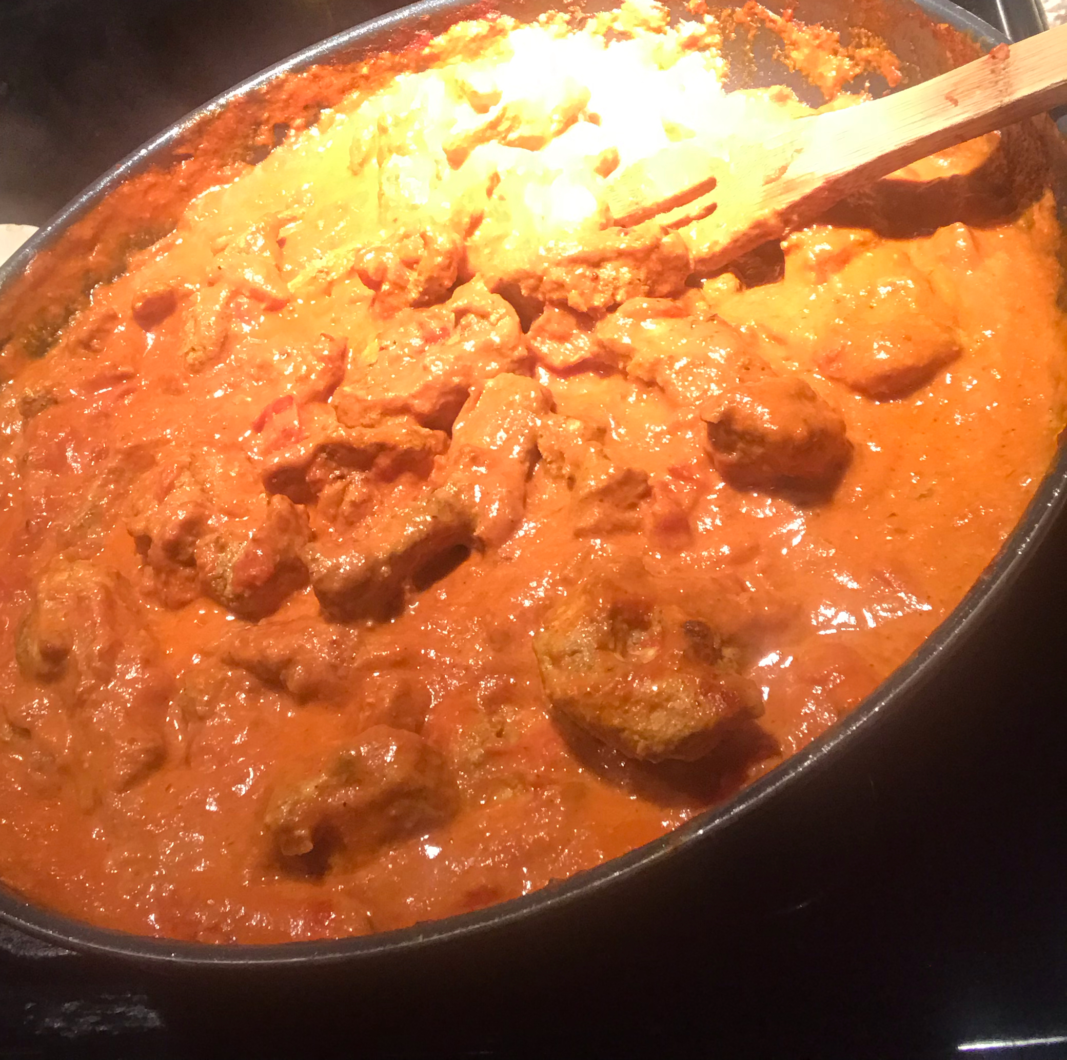 Authentic Chicken Tikka Masala jenn512
