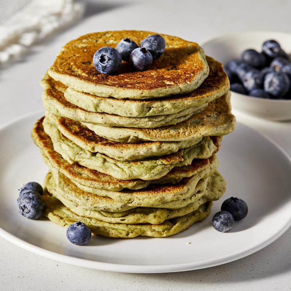 Avocado Pancakes Olivia Taylor