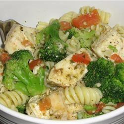 Pasta, Broccoli and Chicken Java_Girl