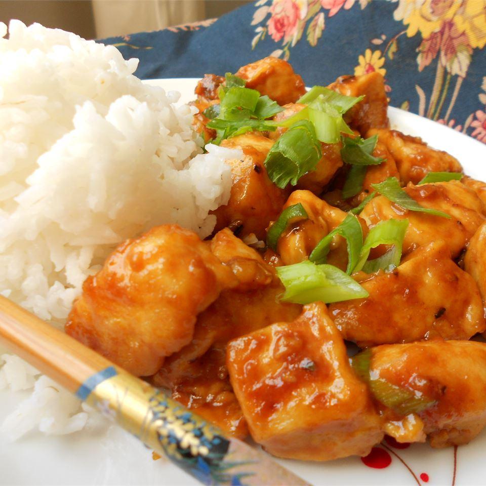 Ten Minute Szechuan Chicken PUSATERI