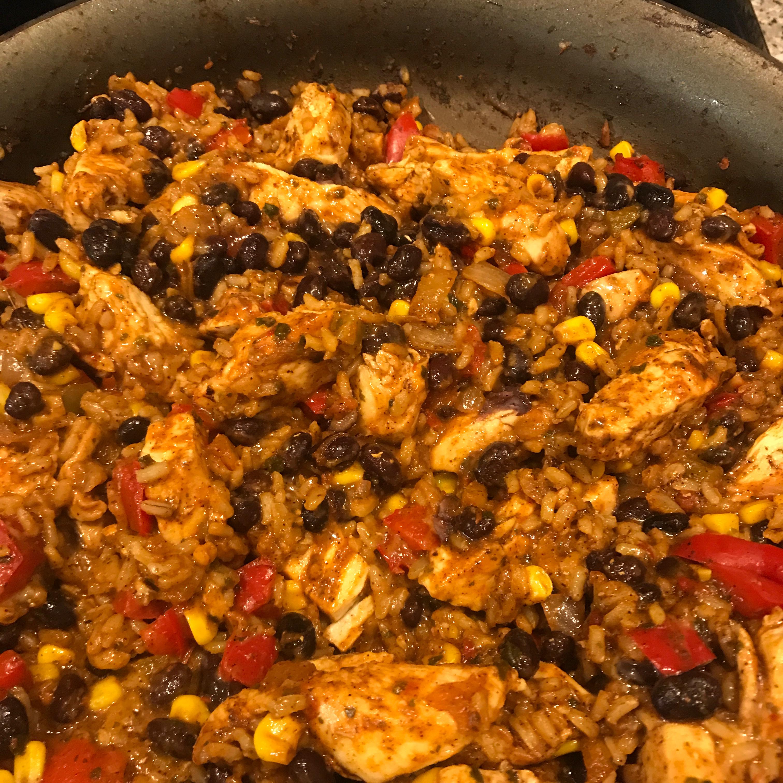 Fiesta Chicken from Uncle Ben's(R) Uncle Ben's