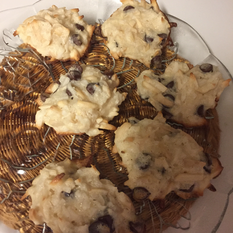 Almond Chocolate Coconut Cookies I image