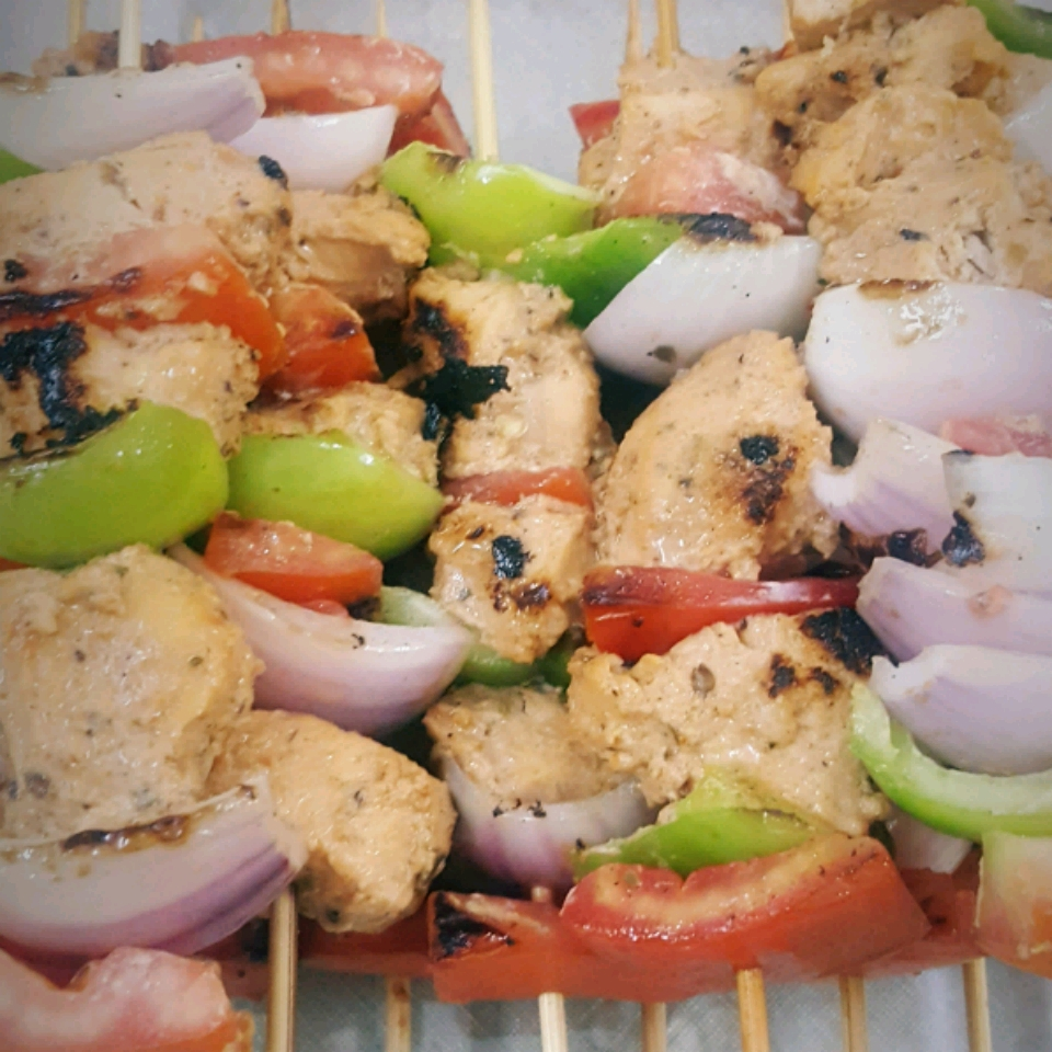Shish Tawook Grilled Chicken liza ray