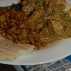 Spicy Dry Fried Curry Chicken Amanda