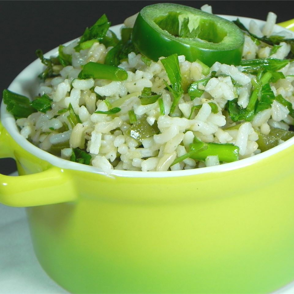 Green Rice III
