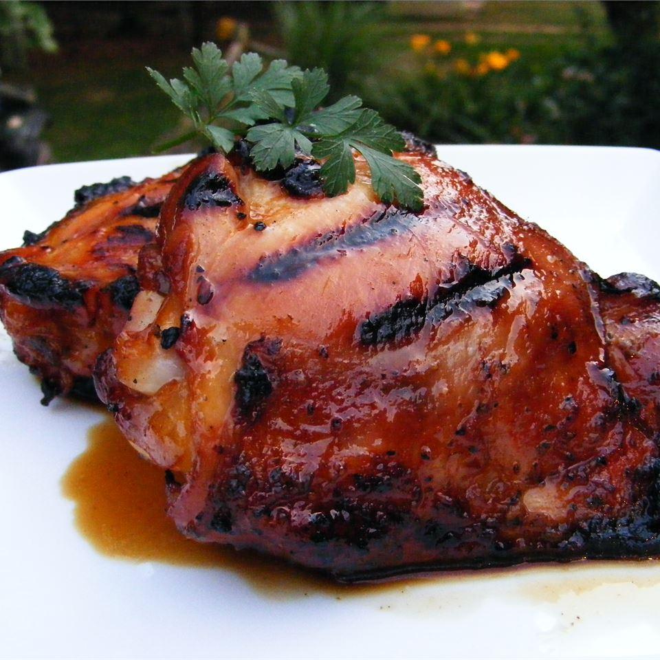 Shoyu Chicken abapplez