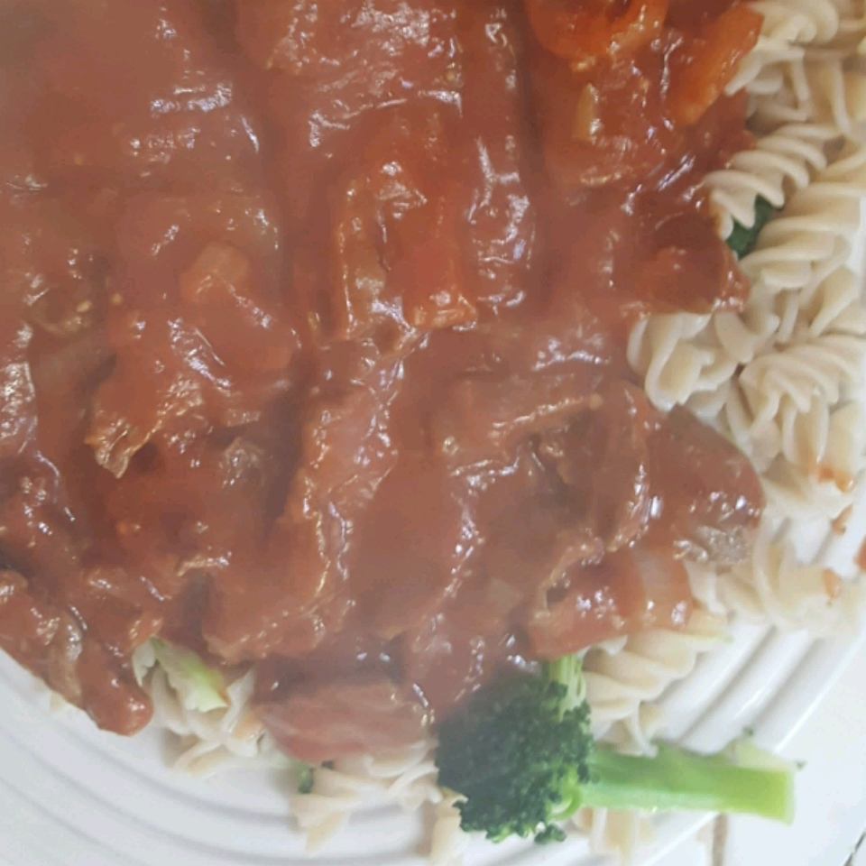 Beef and Broccoli Noodle Bowl